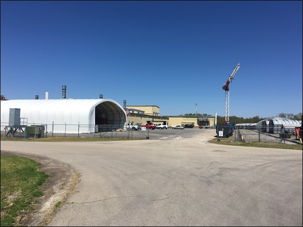 pemiscot county port authority trinity cover fabrication